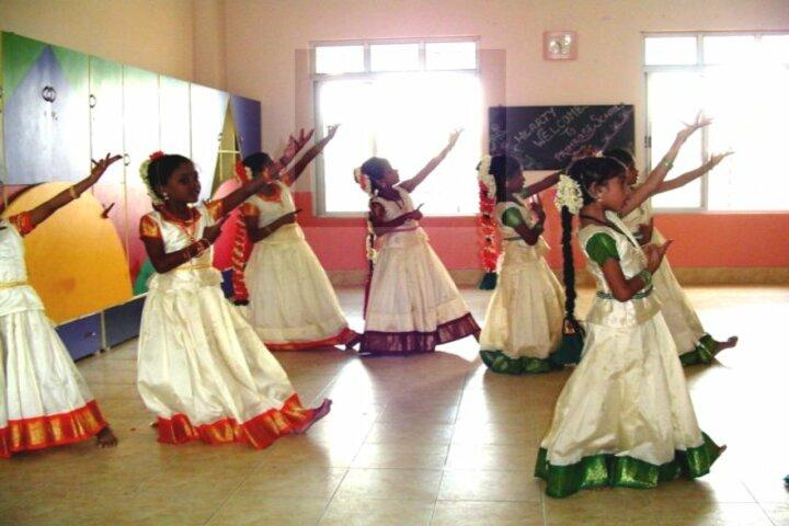 Primrose School-Dance