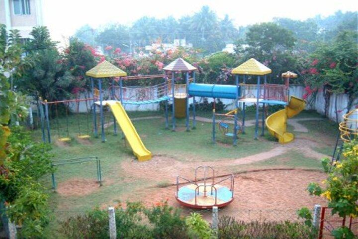 Primrose School-Games area