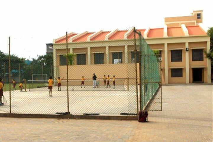 Primrose School-Indoor Games