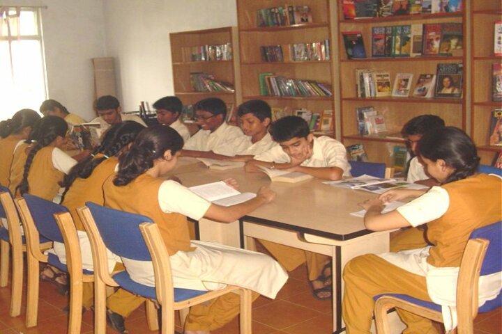 Primrose School-Library