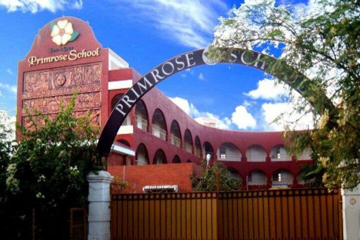 Primrose School-School Entrance
