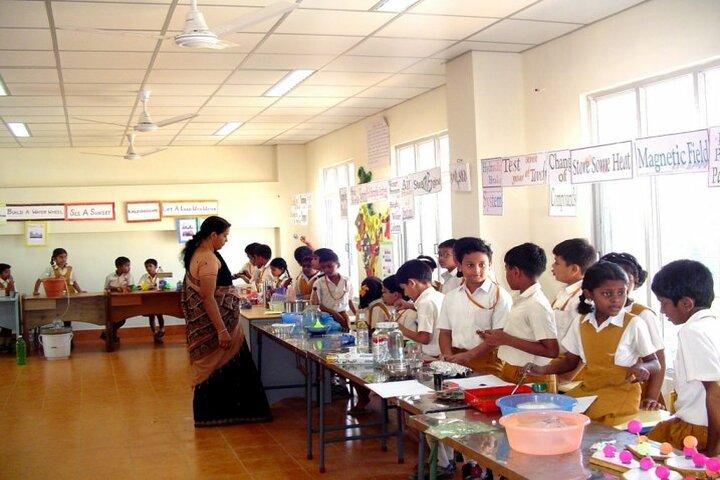 Primrose School-Science Exhibition