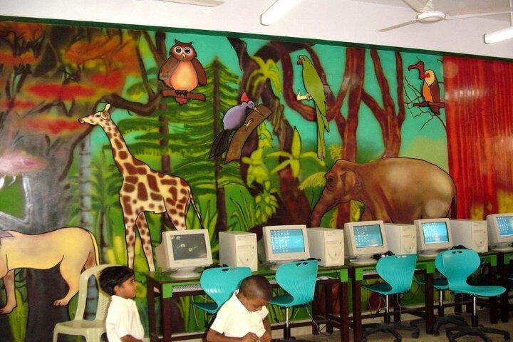 Primrose School-UKG Classroom
