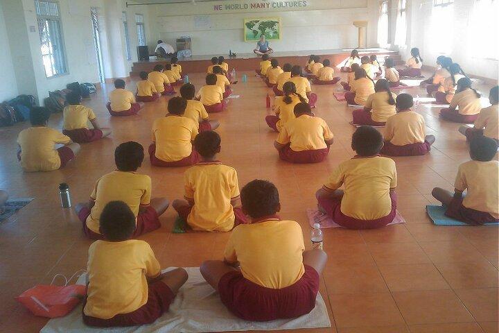 Primrose School-Yoga Class