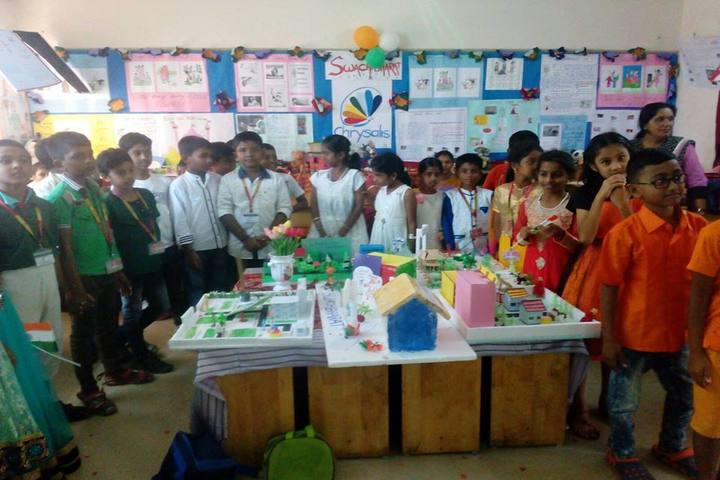 Aklavya International School - School Exhibition