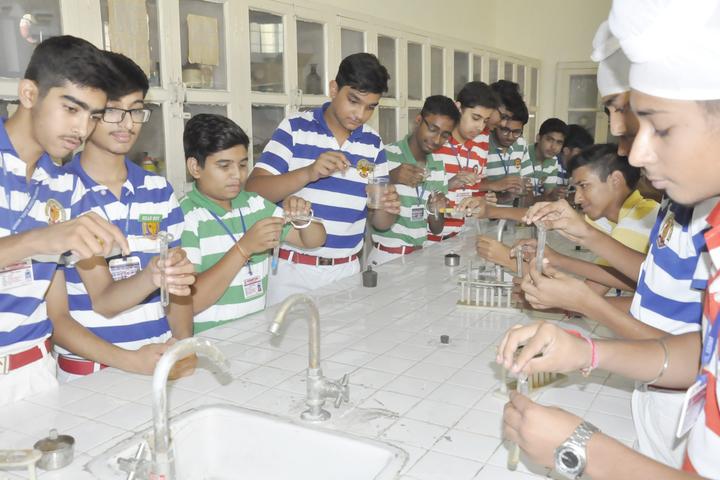 Assumption Convent School-Chemistry Lab