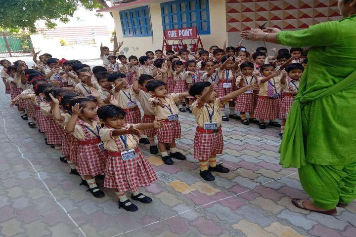 Assumption Convent School-Assembly