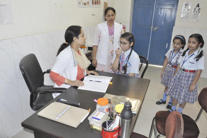Assumption Convent School-Medical Facility