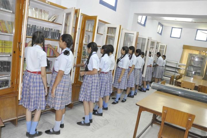 Assumption Convent School-Library