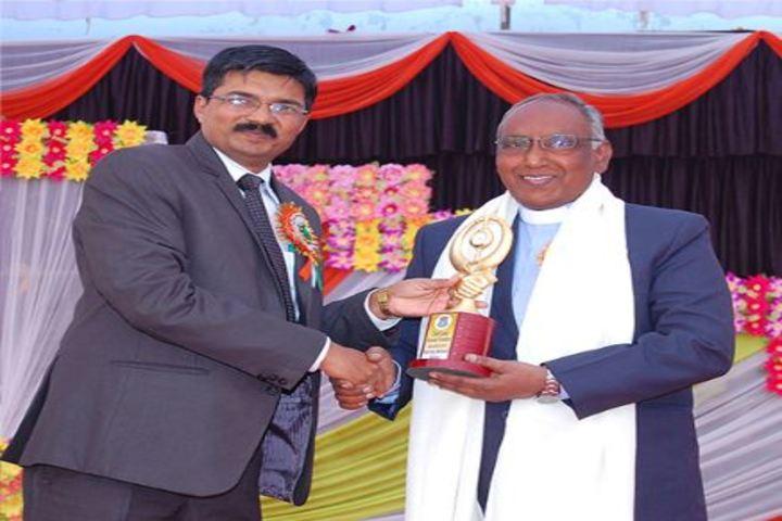 Baring School - Award