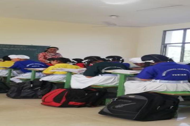 Baring School - Classroom