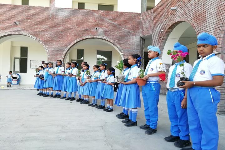Baring School - Earth Day