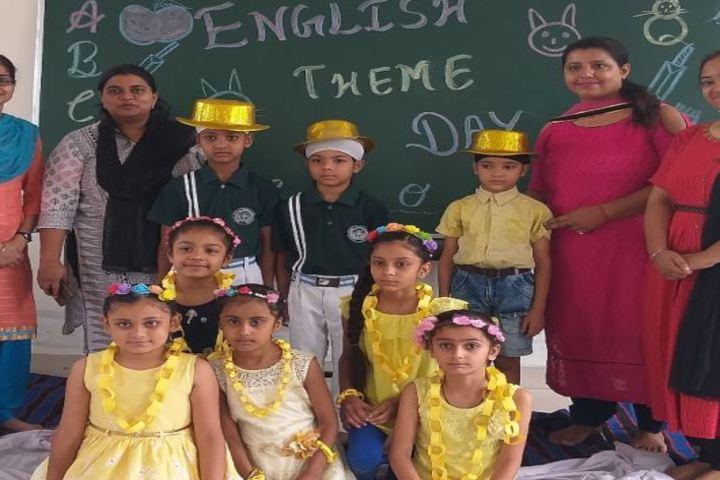 Baring School - English Theme Day