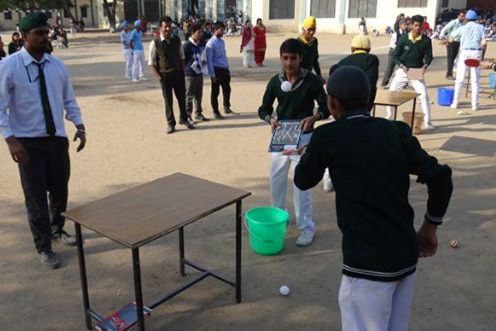 Baring School - Games