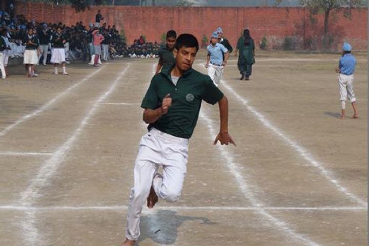 Baring School - Sports