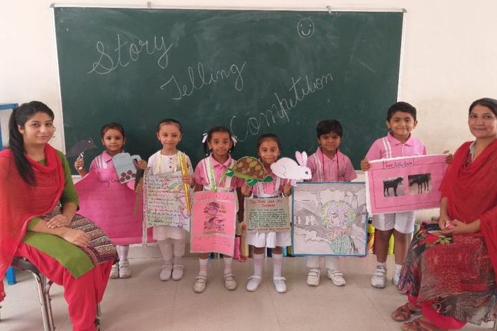 Baring School - Story Telling Competition