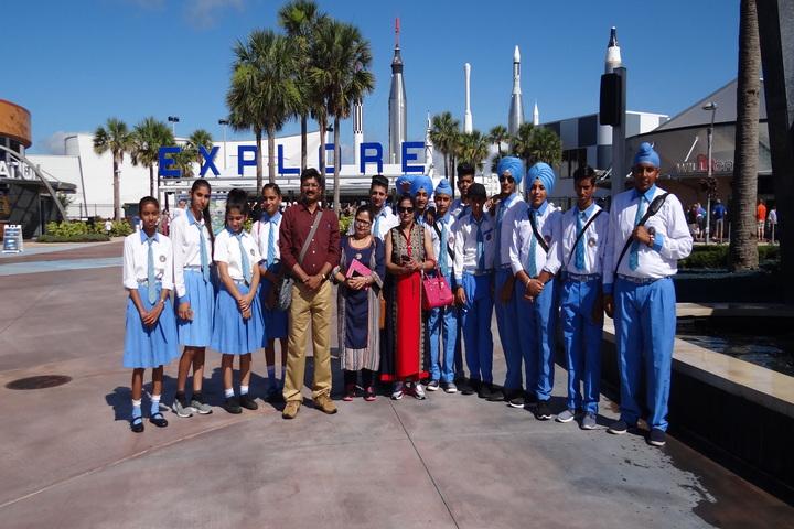 Baring School - Tour to USA