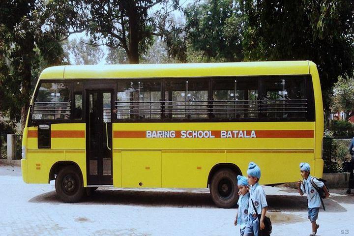 Baring School - Transport