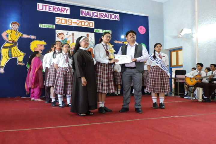 St Josephs Convent School-Award