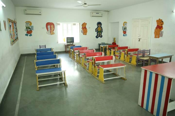 S D Model School-Kindergarten Classroom