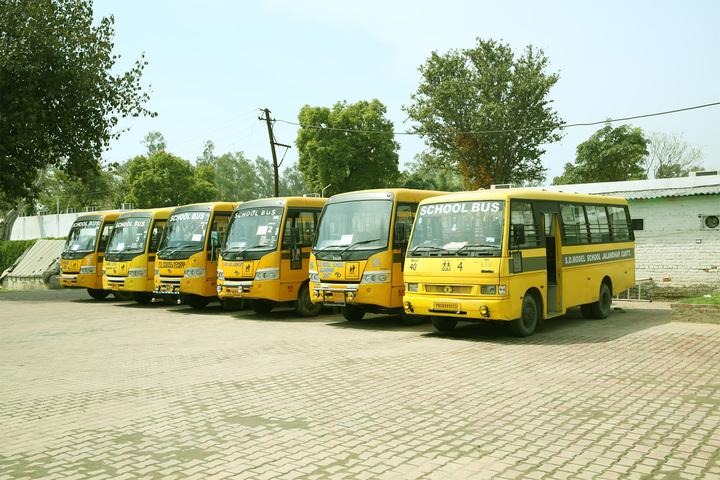 S D Model School-Transport