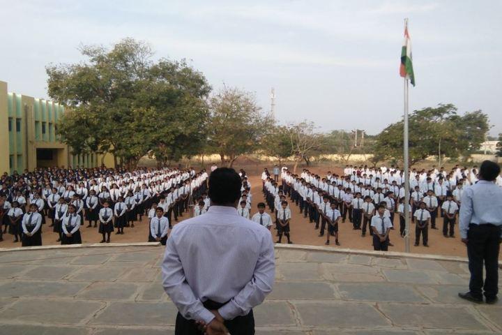 Jawahar Navodaya Vidyalaya -  Morning Assembly