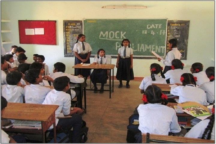 Jawahar Navodaya Vidyalaya - Classrooms