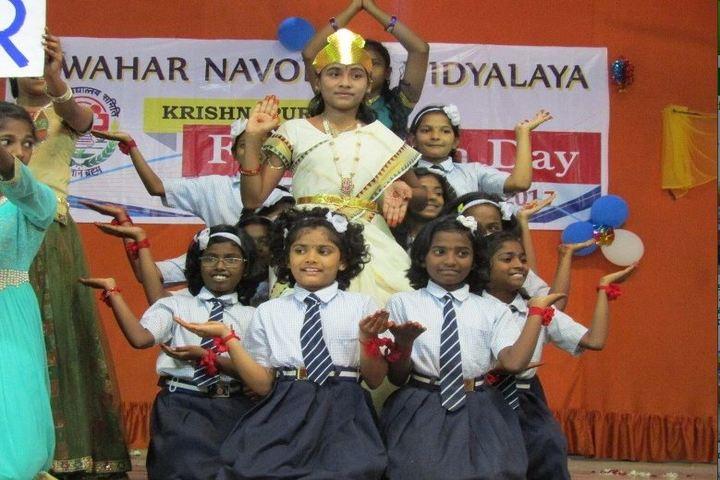 Jawahar Navodaya Vidyalaya - Foundation Day