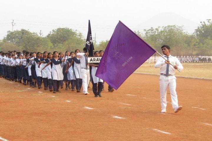 Jawahar Navodaya Vidyalaya - Sports Day