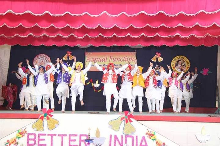 Little Flower Convent School - Annual Function