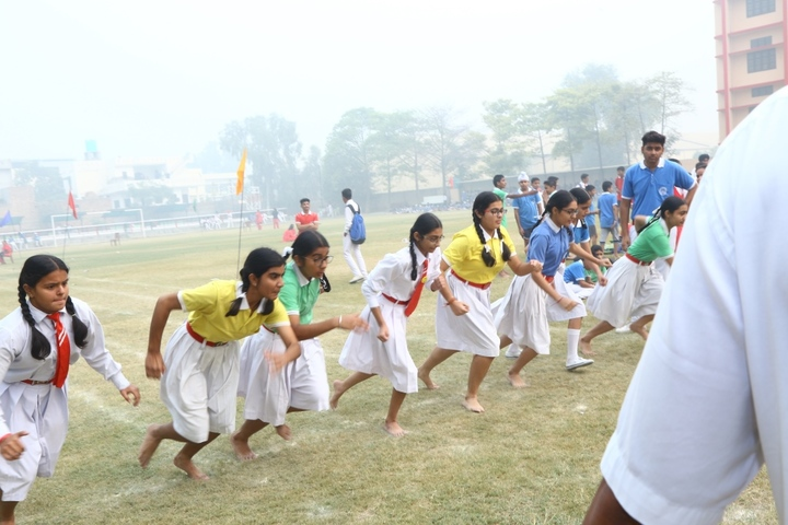 Little Flower Convent School - Sports Day