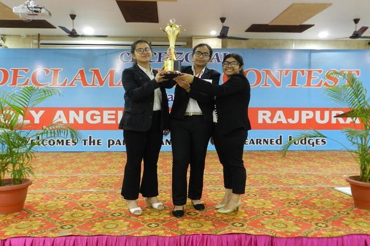 Holy Angels School - Award