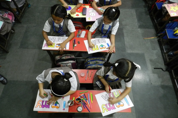 Holy Angels School - Drawing
