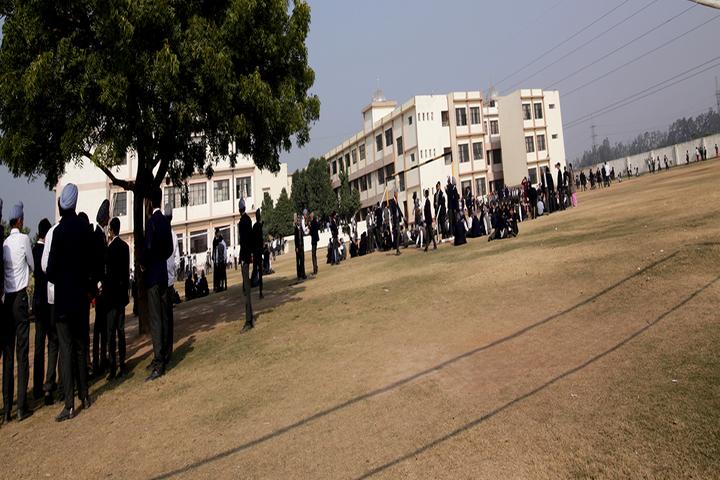 Holy Angels School - Ground