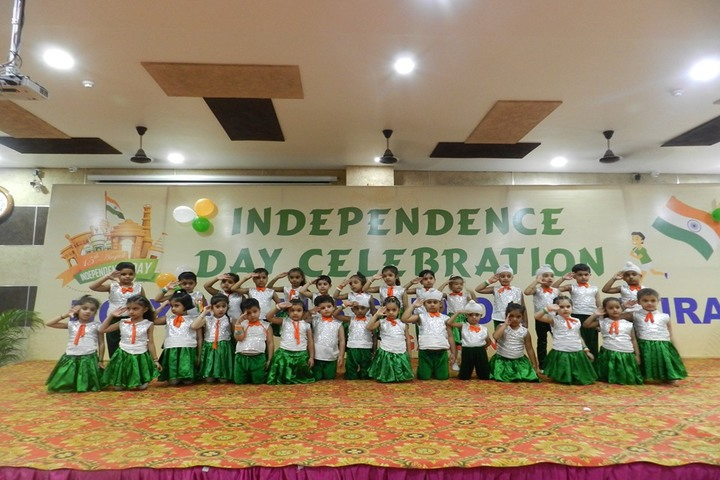 Holy Angels School - Independence Day