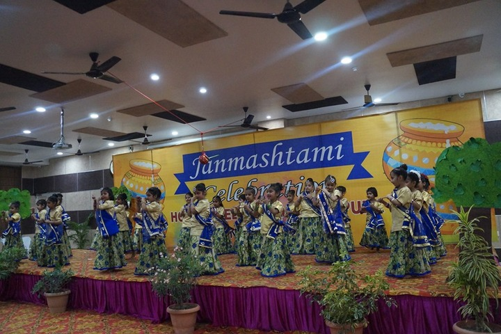 Holy Angels School - Janmastami Celebrations