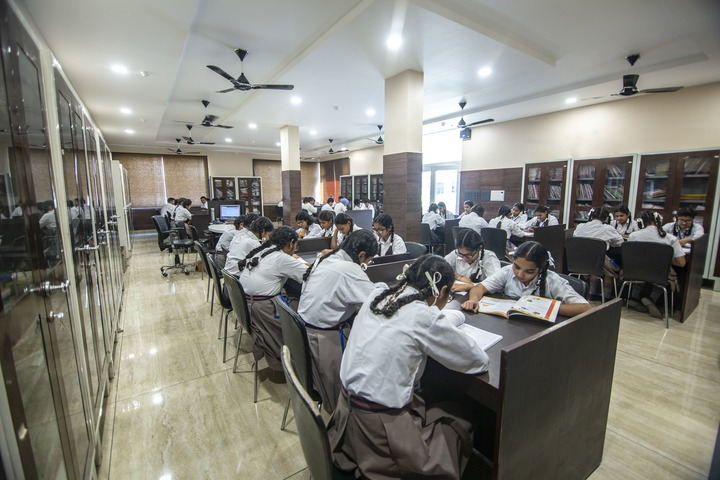 Holy Angels School - Library