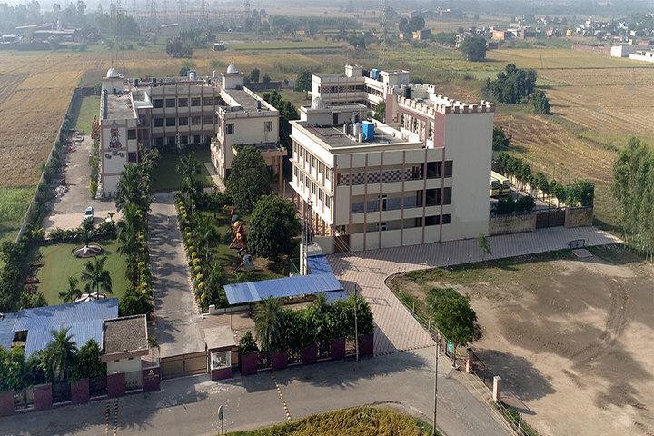 Holy Angels School - School Building
