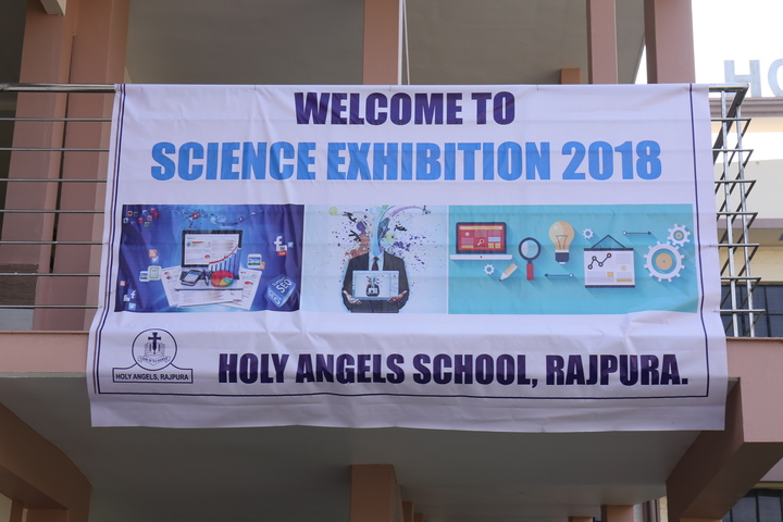Holy Angels School - Science Exhibition