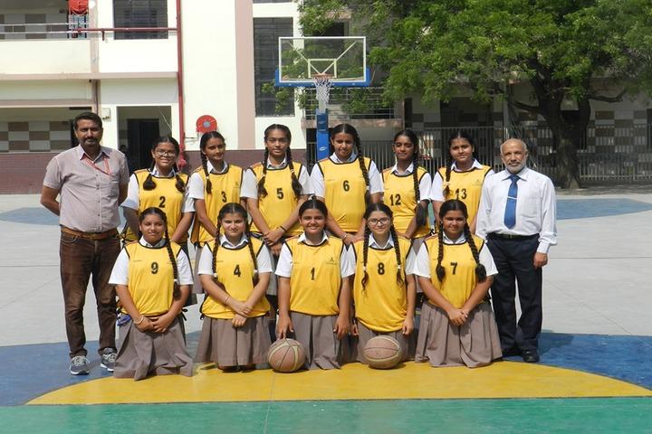 Holy Angels School - Sports