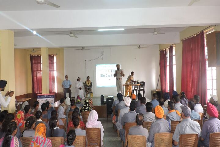 St Judes Convent School - Seminar