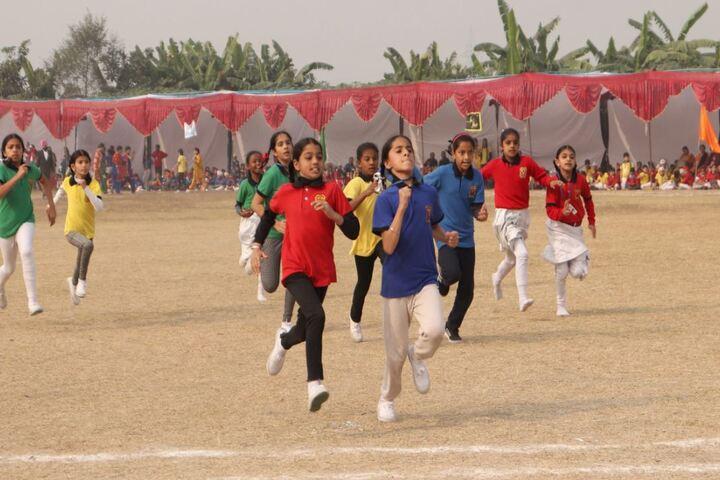 St Judes Convent School - Sports