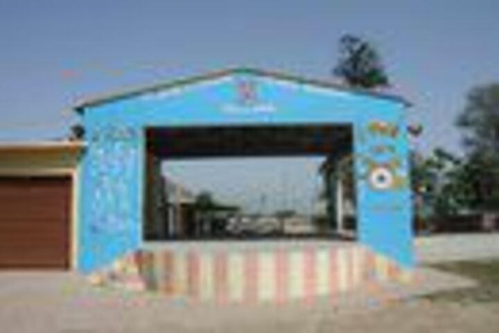 St Judes Convent School - Entrance