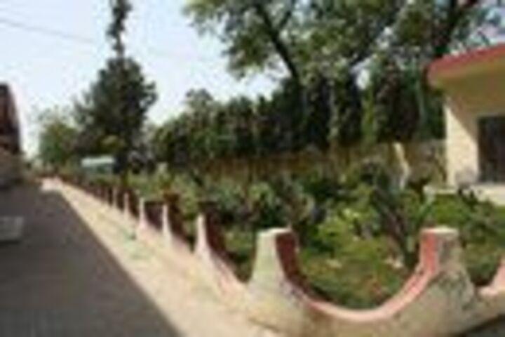 St Judes Convent School - Garden