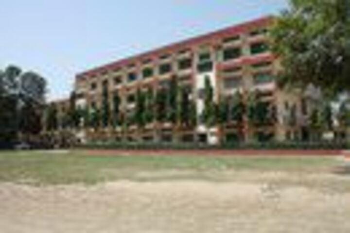 St Judes Convent School - Play Ground