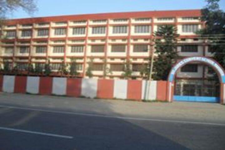 St Judes Convent School - School Building