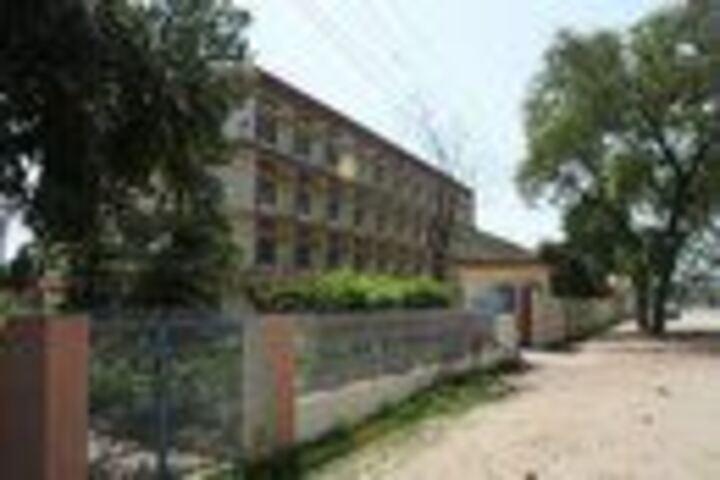 St Judes Convent School - School Gate
