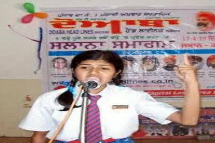 St Judes Convent School - Story Telling
