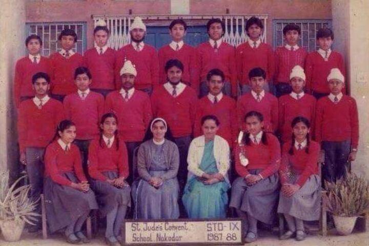 St Judes Convent School - Students