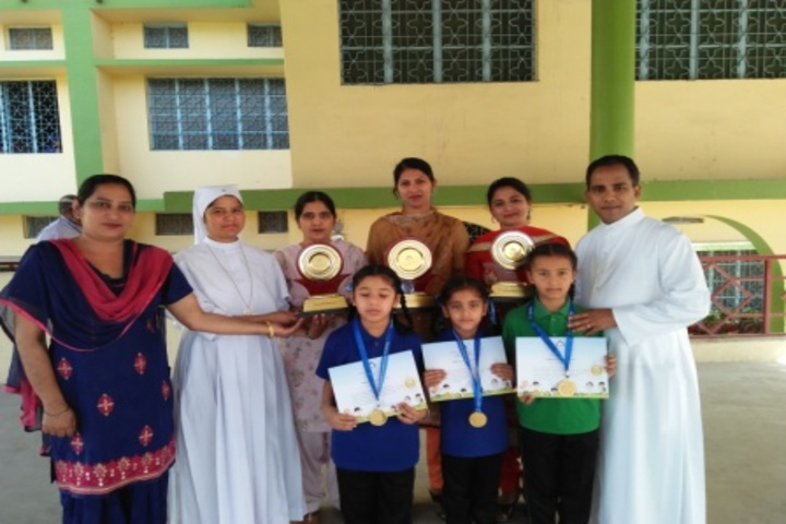 Christ The King Convent School-Certification